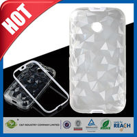 C&T Popular Mobile Phone tpu combo case for moto e