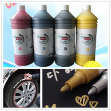 Promotional Permanent Paint Marker Ink for Metal