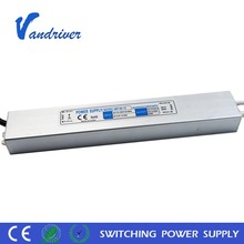 2 years warranty 80w 100w 120w LED 12V 24V 36V DC Power Supply LED Driver IP65 Waterproof LED Strip Light LED Driver