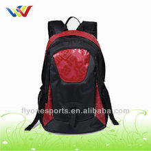 Black And Red Color Travelling Backpack