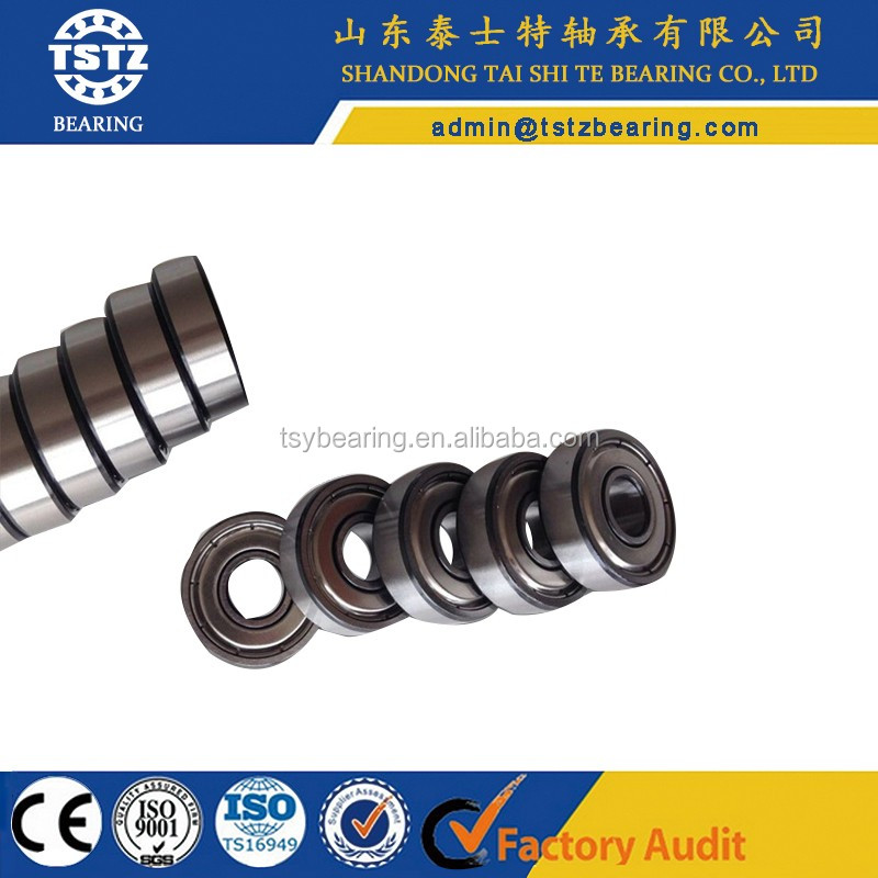 EMQ quality inserted plastic roll bearing 626z