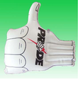 new shape inflatable hand