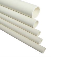 Flexible White Colored Heavy Duty 20mm 25mm Diameter PVC Conduit Pipe