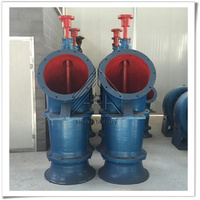 High Efficiency Turbine Vertical Axial Flow sea water pump