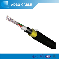 Hot inquiry type Aerial Dielectric Self-Supporting adss optical cable