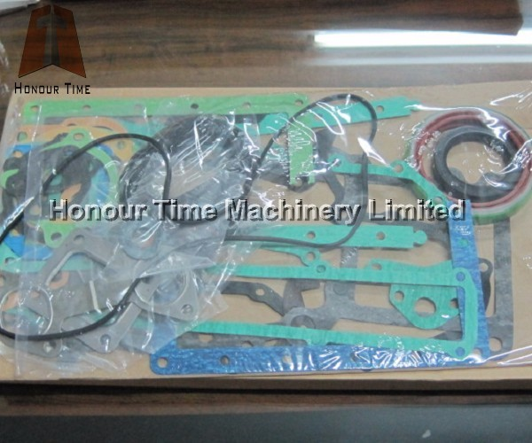 4D105-5 Excavator Engine Overhaul gasket kit for diesel engine parts
