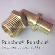 DZR brass fittings for pex pipes .au AS2537