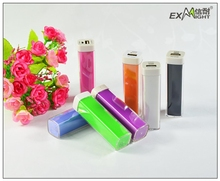 100% brand new mini power bank with larger capacity