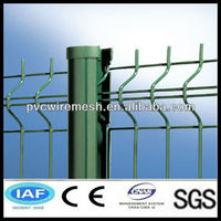 hot sell!!! PVC coated welded wire fence