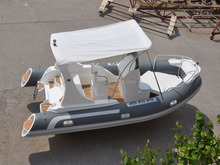 Liya 5.8m rigid hull motor yacht tender ribs inflatable rescue boats for sale