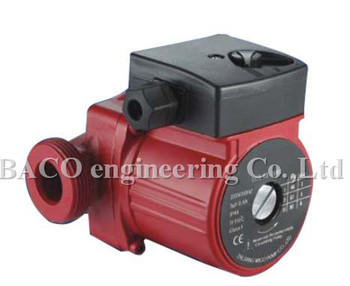 LRS25/6S water circulation pump 20mm pipe size cold and hot water pump