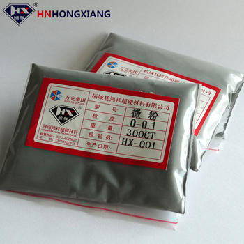 industrial grade synthetic diamond powder polishing