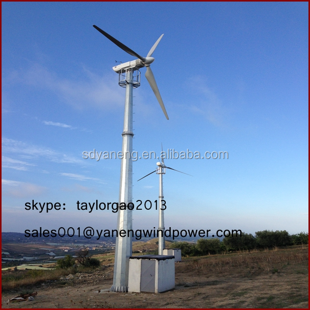 new design wind turbines/wind power plant/windmill /wind power generator 30kw