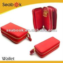 2012 Popular zipper key wallet