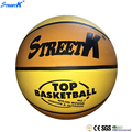 2017 Streetk Brand Wholesales Official Promotional Rubber Basketball
