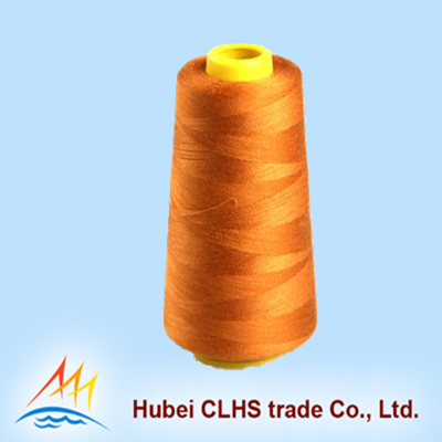 High Tenacity polyester sewing thread for latex dress 40/3