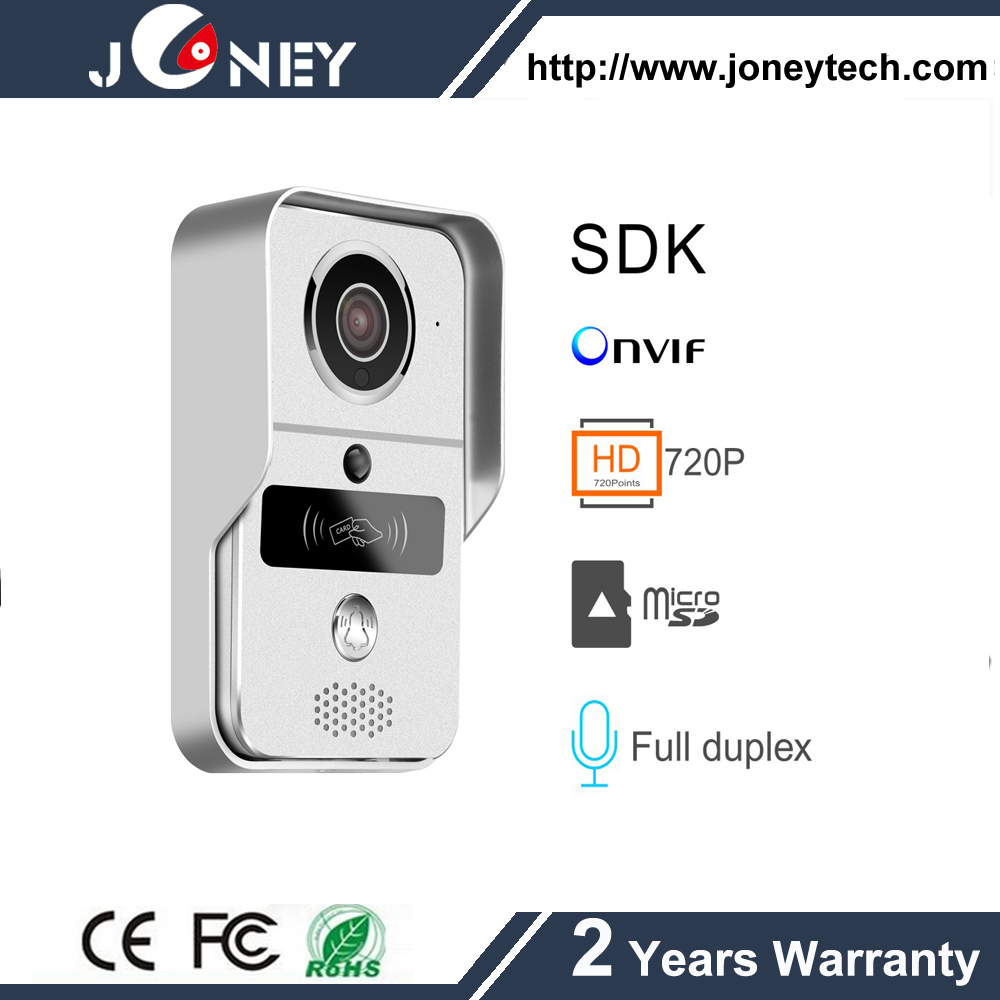 High Quality Mobile control or remote control Video Door Phone outdoor Wireless intercom Wireless Video