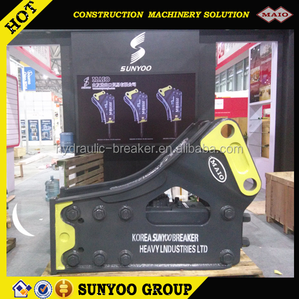 Hydraulic breaker price ,hydraukic rock breaker for doosan excavator