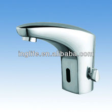 All in one type Automatic Sensor Hot & Cold mixer Faucet ING-9152