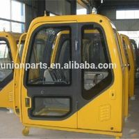 E345 cabin excavator cab for E345 also supply custom design