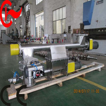 Horizontal Metering Screw Feeder for Waste Industry