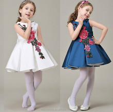 Children Frocks Designs 2016 New Arrival Elegent Pictures for Children Gown Latest Party Wear Dresses for Girls