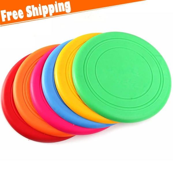 free shipping wholesale Pet Dog Silicone Flying Saucer Pet Frisbee Toy for Dog Training