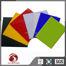 High plasticity 3m heat resistant plastic acrylic sheet 0.5mm
