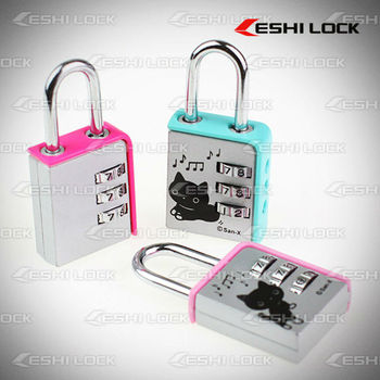 Travel Bag, Luggage Digit Combo Lock
