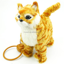 Designs animals toys factory ICTI quality stuffed cats