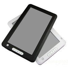8GB 7 Inch Touch Screen Ebook Reader 2100mAh 800x480 720P