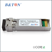 Cisco Compatible 10Gbps 1550nm Single Mode Dual LC 80km DDMI SFP+ Transceiver Module