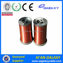 High and low voltage rectangular enameled copper wire transformer winding data