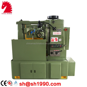 Economy Y3150-3 gear hobbing cutter machine
