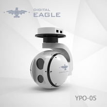 Infrared thermal Imaging Camera of Drones Optopelectronic Pod Thermal Camera Drone