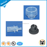 Customized medical grade liquid silicone rubber injection moulding silicone rubber sleeve