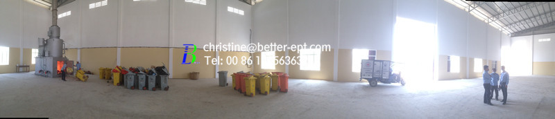 Medical waste incinerator medical waste incinerator price