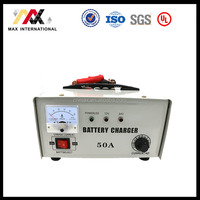 Emergency Tool Automatic Car Battery Charger