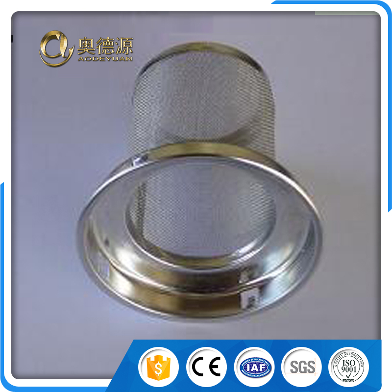 Hot sale! OEM supply sintered stainless steel oil filter discs mesh