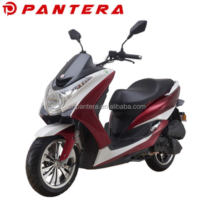 High Power Anti-Impact Force 150cc Gas Scooter Motorcycle Style