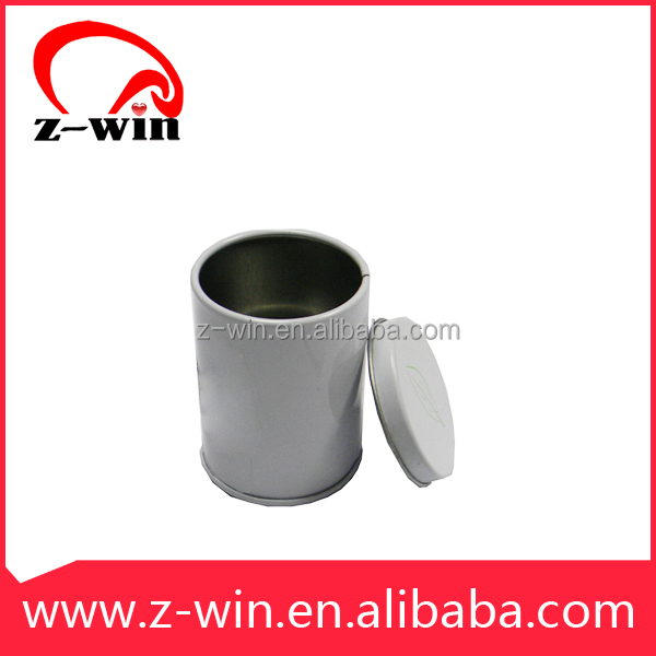 Z-WIN Dia39xH50mm Small metal Tea Tin Package For Tea
