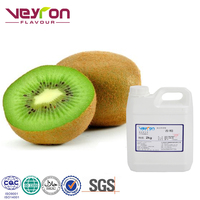 Food grade kiwi fruit flavor concentrate for juice