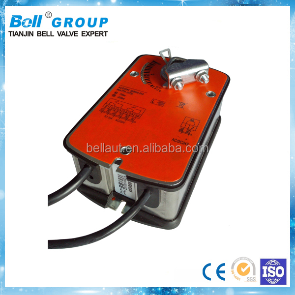 5Nm 220V Spring Return Damper Actuator