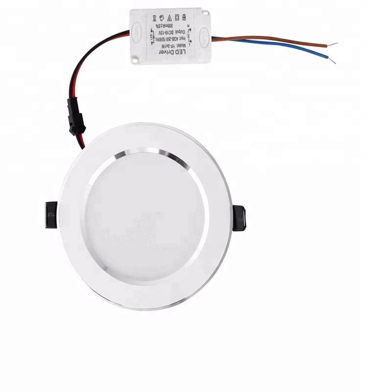Dimmable LED <strong>Downlights</strong> 3W 5W 7W 9W 12W 15W 18W for Indoor Use