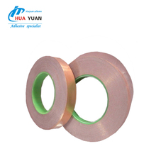 sample free! High quality copper foil tape for Mobile phone EMI shielding