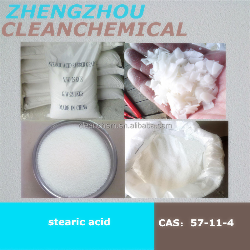 CAS NO:57-11-4 stearic acid approved test factory provider
