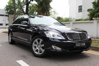 Mercedes Benz S350L 2006 for Export Singapore Used Cars