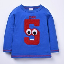 Custom New Design Oem Factory Cotton European Kids Clothes