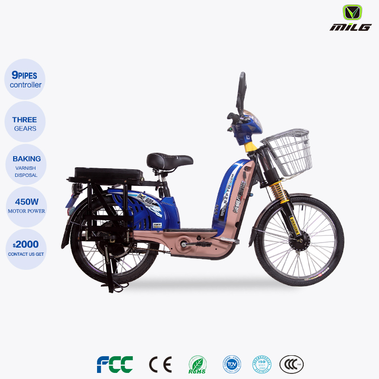 popular cheap price strong loading 22 inch electric bicycle electric bike MlL-BLW