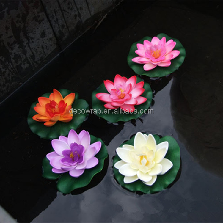 High Quality Artificial Lotus Flower